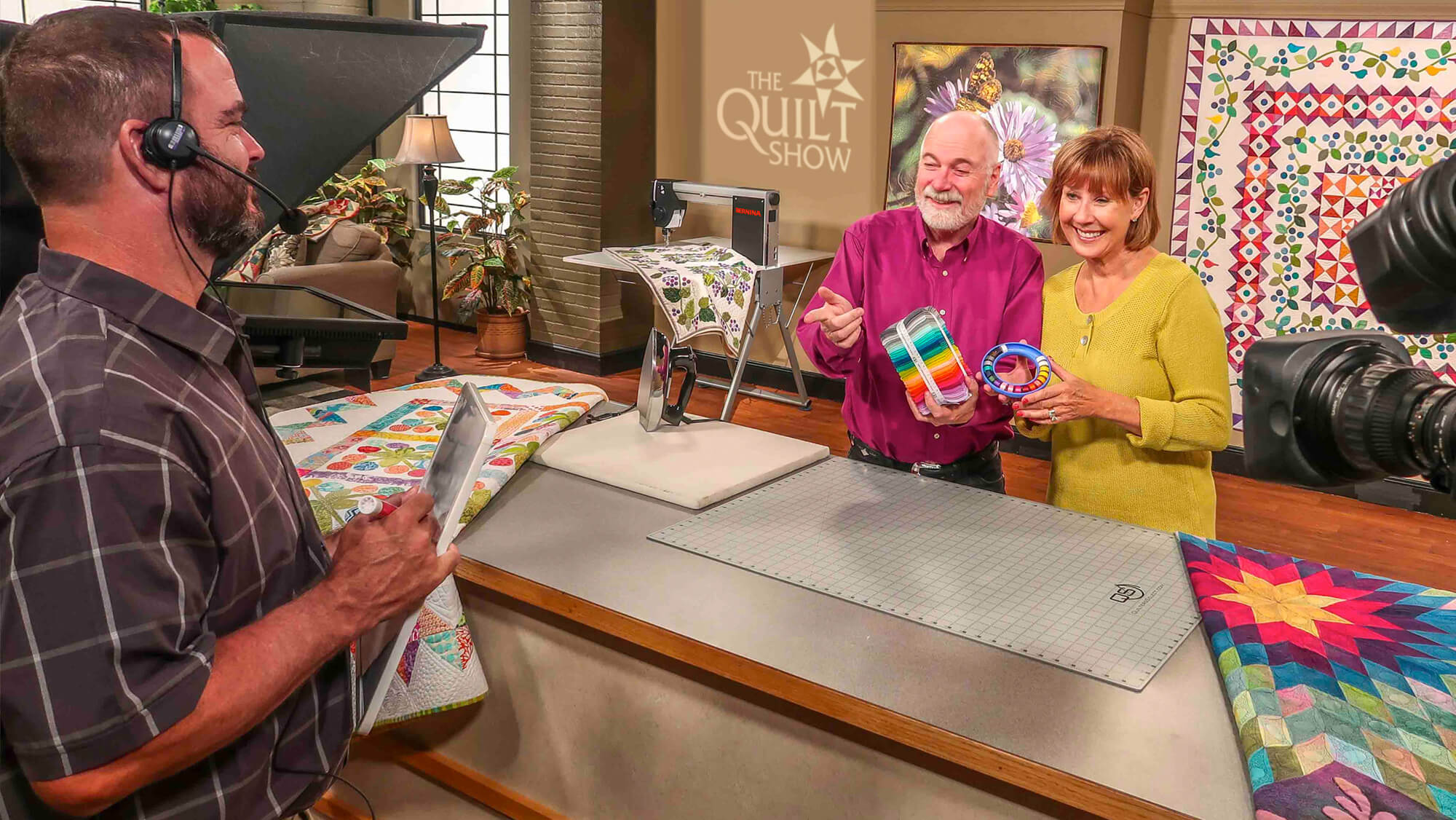 The Quilt Show - The #1 Quilting Website On The Internet
