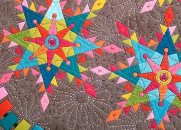 In depth classes from our Quilting Artists