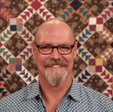 Quilt Collector Bill Volckening