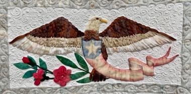 Americana Eagle - by Wendy Grande