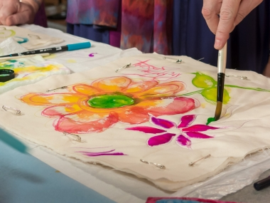 What is Fabric Painting?