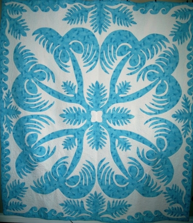 What are Hawaiian Quilts?