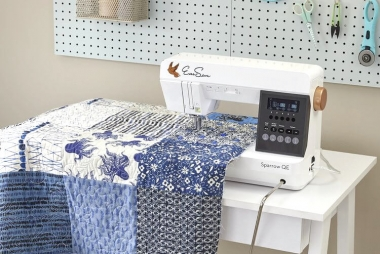 What is a Domestic Sewing Machine?