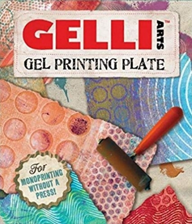 What Is Gelli Plate Printing?