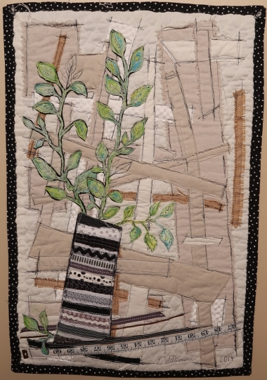 What are Collage Quilts?