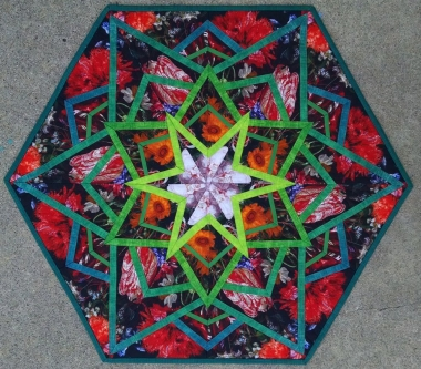 What is a Mandala Quilt?
