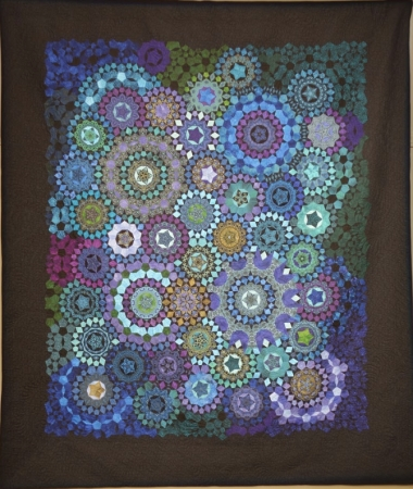 What is a Millefiori Quilt?