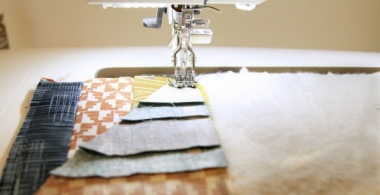 What is Quilts As You Go?