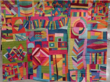 What is an Improvisational Quilt?