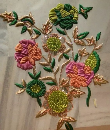 What is Hand Embroidery?