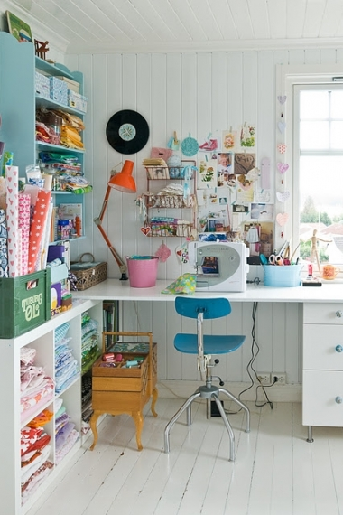 What is a Sewing Room?