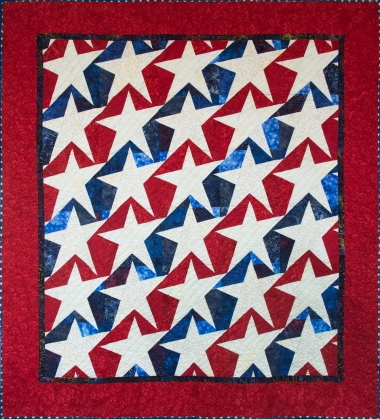 Stars and Stripes Forever by Ricky Tims