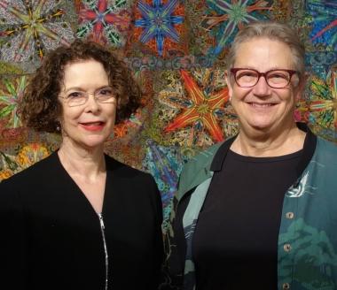 Paula Nadelstern & Julie Silber