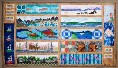What is a Row by Row Quilt?