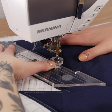 What is Quilting Ruler Work?