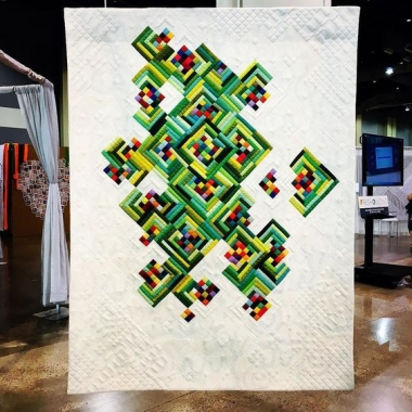 Mary Keasler QuiltCon