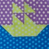 Sailboat Quilt Block - Ricky Tims