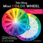 Take-Along Mini Color Wheel by Joen Wolfrom