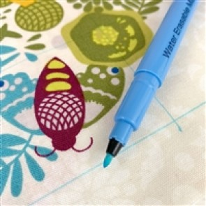Water Erasable Fabric Marker