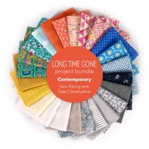 Long Time Gone Fabric Bundle - Contemporary
