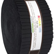 Black Kona Cotton Roll-Up
