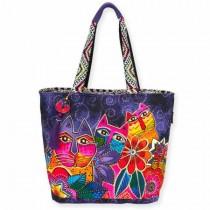 Laurel Burch Laurels Garden Bag