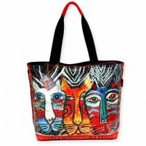 Laurel Burch Gatos Bag