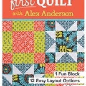 Make your First Quilt Book