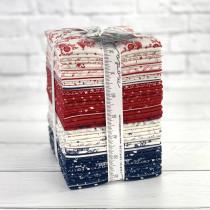 American Gathering Fat Quarter Bundle