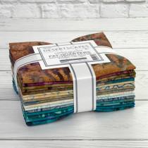 Desertscapes Fat Quarter Bundle by Artisan Batiks