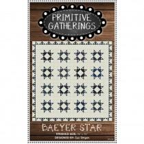 Baeyer Star Quilt Pattern