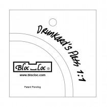 Bloc_Loc Drunkards Path Ruler
