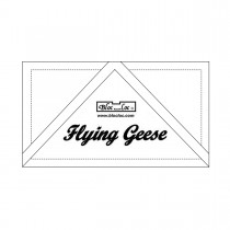 Bloc_Loc Flying Geese Ruler