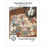 Charming Little Star Table Topper Pattern