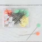 Flower Head Pins</br>by Clover