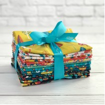 Folk Friends Fat Quarter Bundle