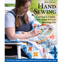 Hand Sewing Book by Becky Goldsmith