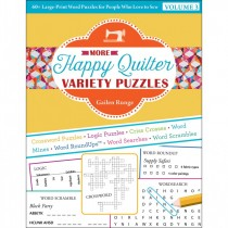 Happy Quilter Variety Puzzles 3