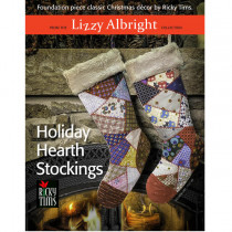 Lizzy Albright Holiday Stocking Pattern