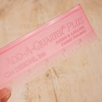 Add-A-Quarter PLUS 6 In.