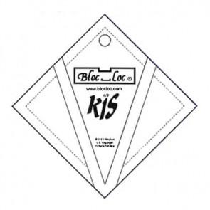 Bloc_Loc Kite In A Square Ruler