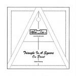 Bloc_Loc Triangle in a Square Ruler
