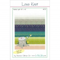 Love Knot Quilt Pattern