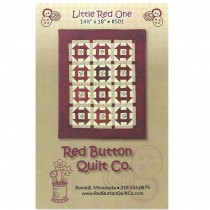 Little Red One Mini Quilt Pattern