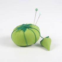 Green Baby Tomato Pin Cushion