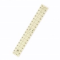 Quilters Select 2.5x18 inch quilt ruler