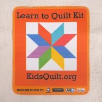 Quilt Alliance Kids Quilt Kit