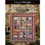 Granny's 1930 Sampler Pattern Book from Lizzy Albright and the Attic Window