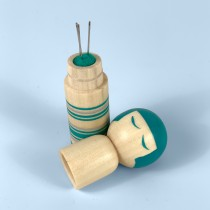 Kokeshi Doll Pin Cushion