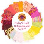 Ricky's Kool Kaleidoscope Starter Kit - WARM